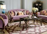 老款绒布客厅