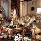 法式定制沙发组合
